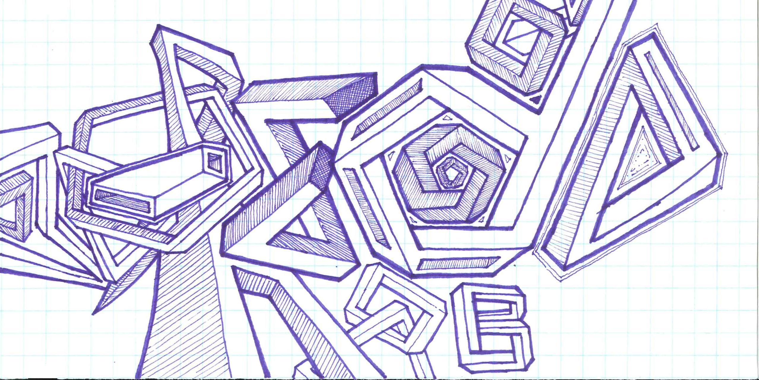 geometry doodle -#main